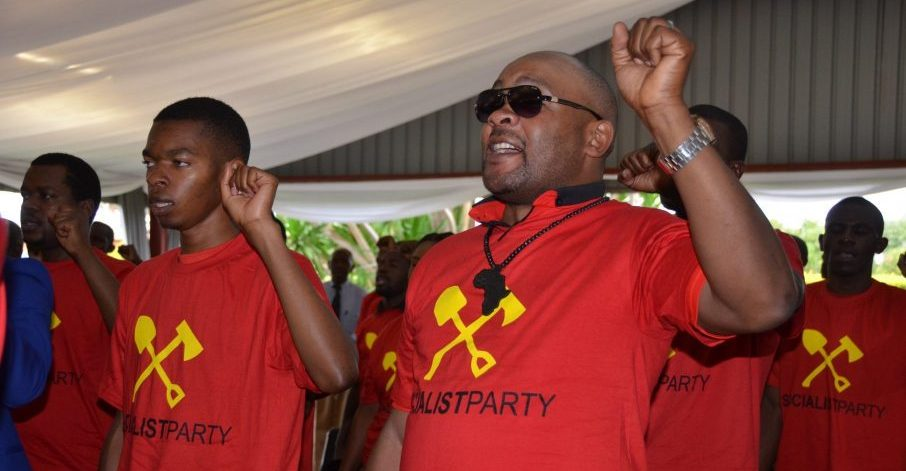 PF Threatened by Newly-Registered Socialist Party