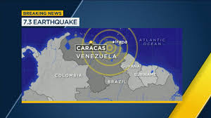 Statement of Socialist Party (Zambia) on Tuesday's earthquake in Venezuela