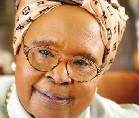SOCIALIST PARTY  STATEMENT ON THE PASSING AWAY OF MAMA CHIBESA KANKANSA