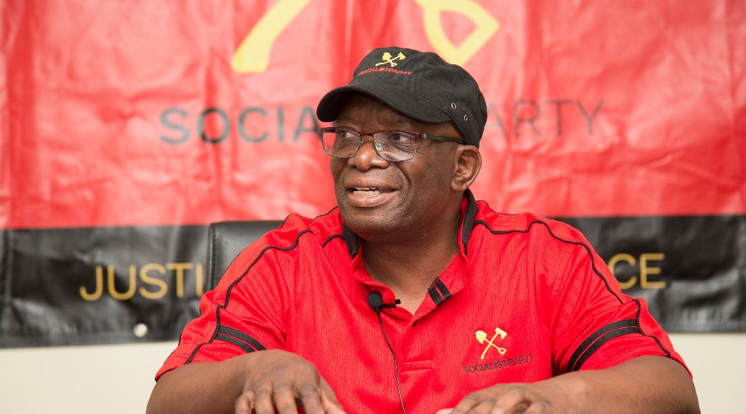 Socialist Party Press Statement on the engagement of Highgate Advisory Ltd as the GRZ communication advisor for the debt management process