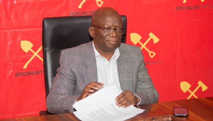 Statement of the Socialist Party on the ideological issues raised by MDC