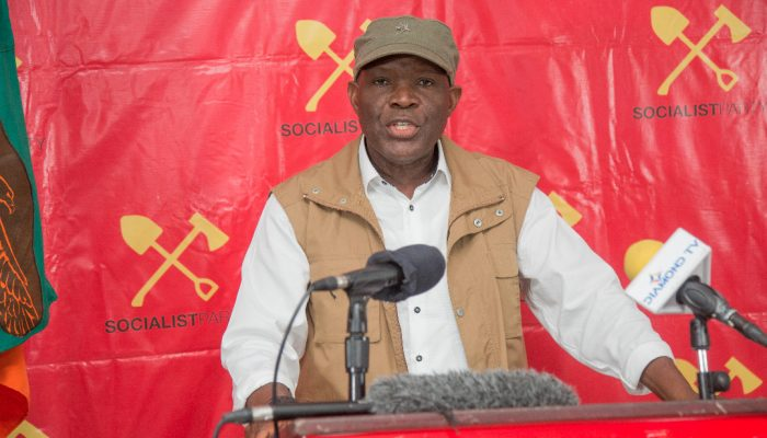 Let UPND members choose their leaders the way they want