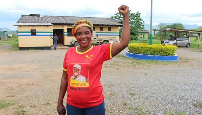 Intimidation won't stop the revolution – Ngoma
