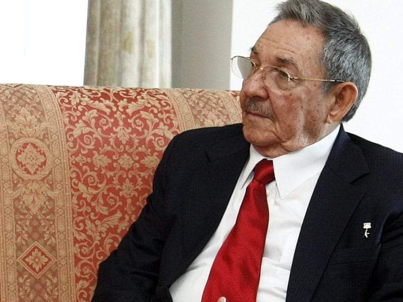 Comrade Raul Castro, First Secretary of the Cuban Communist Party