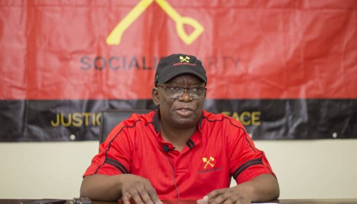 Socialist party scores first: Holds its Congress