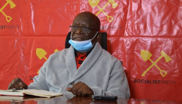 Zambia's deepening crisis in COVID era: a shortage of health workers – Dr Cosmas Musumali