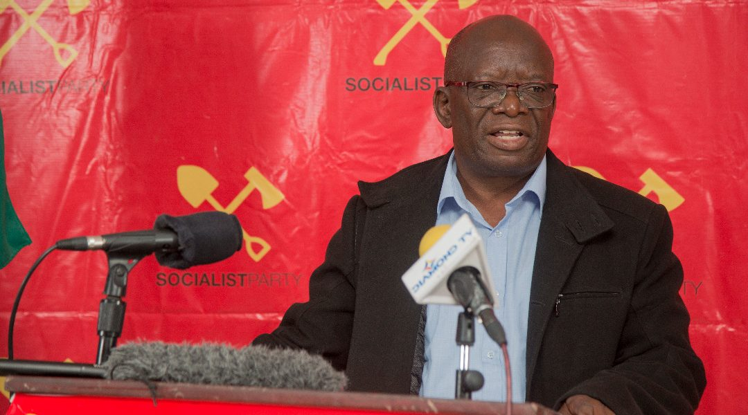 Statement of the Socialist Party on a National Response to the COVID-19 pandemic