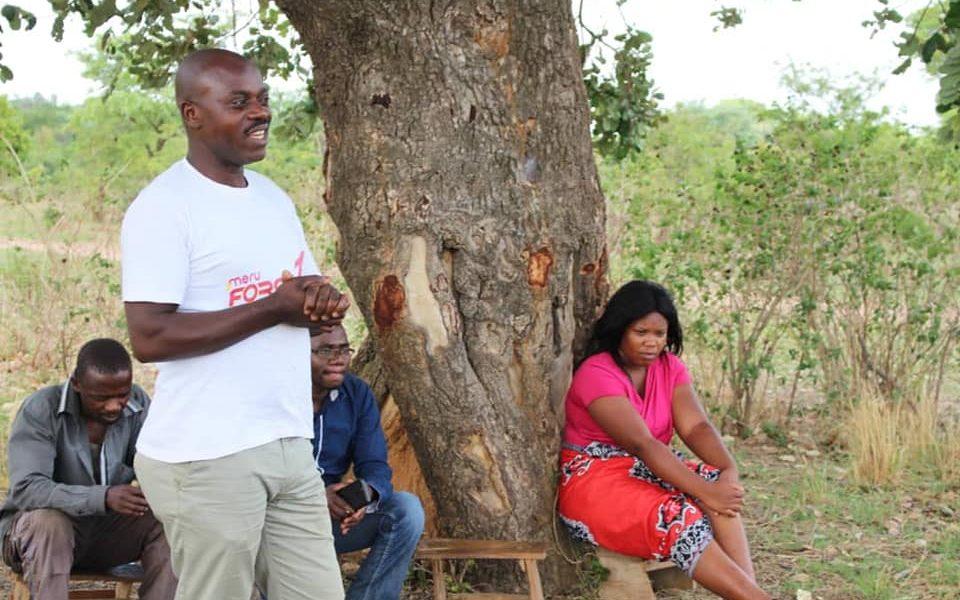 Together we can transform Nsingo Ward – Chirwa