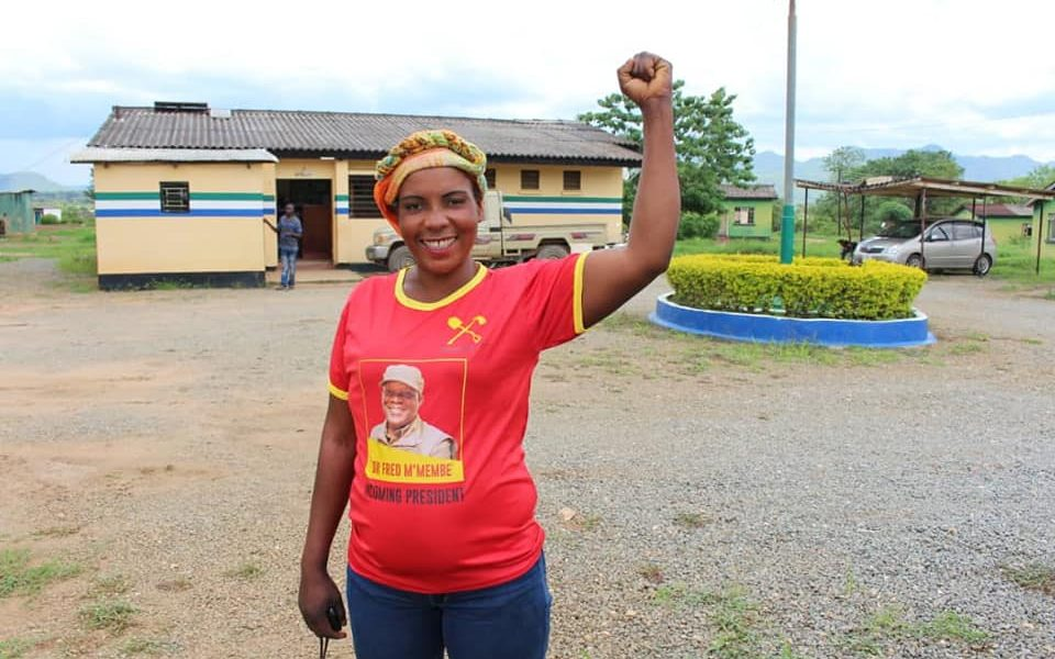 Intimidation won't stop the revolution – Ngoma