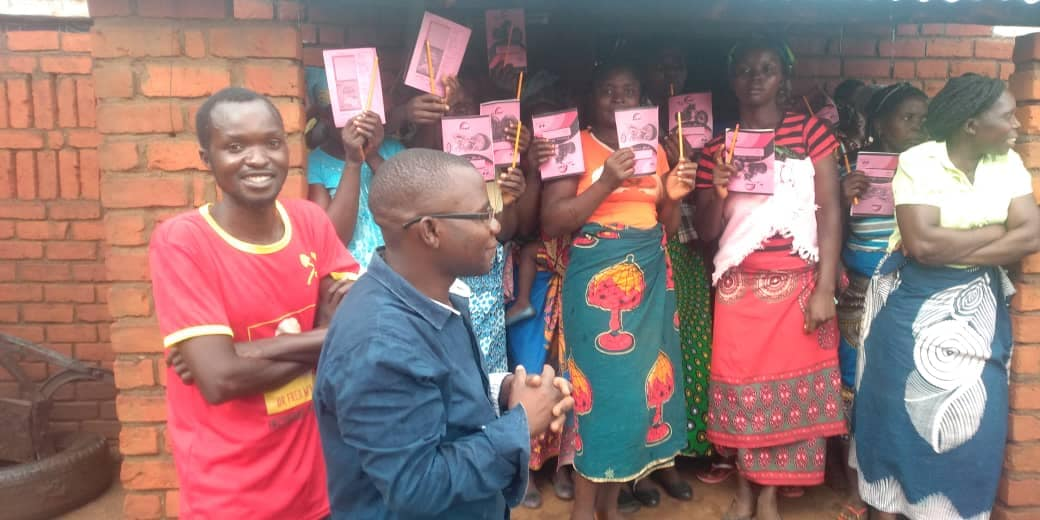 M'membe Literacy program extends to Kasenengwa constituency