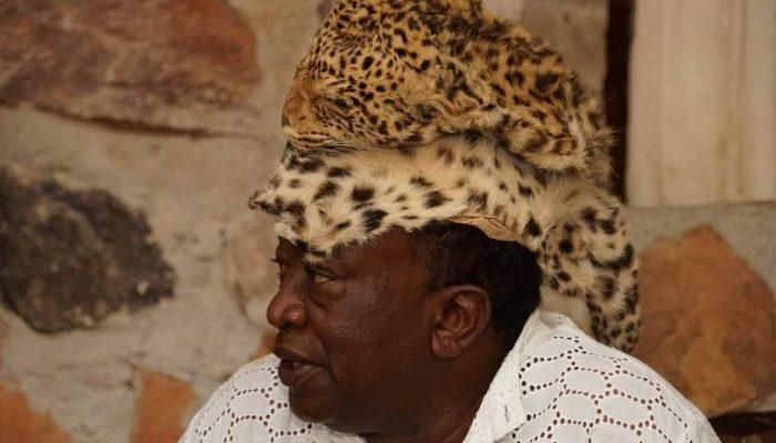 Message of condolence on the death of Chief Chibesakunda