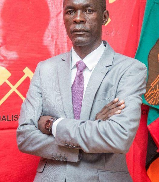 Meet Comrade Salungu Handson