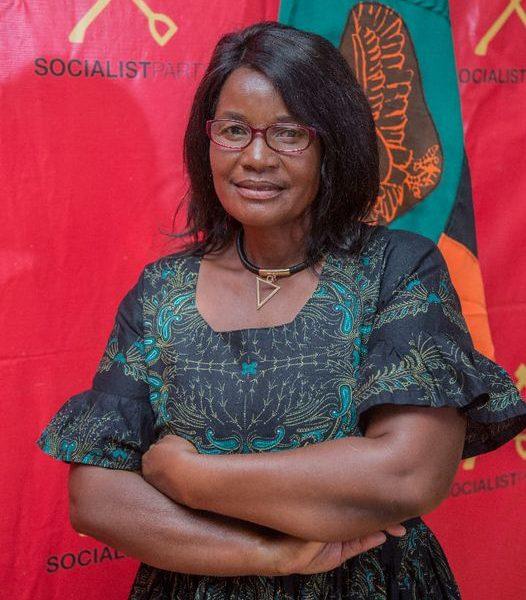 Meet Comrade Janet Chingumbe