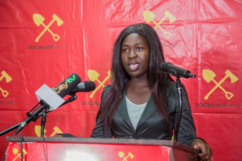 Meet Comrade Margaret Sikalonzo