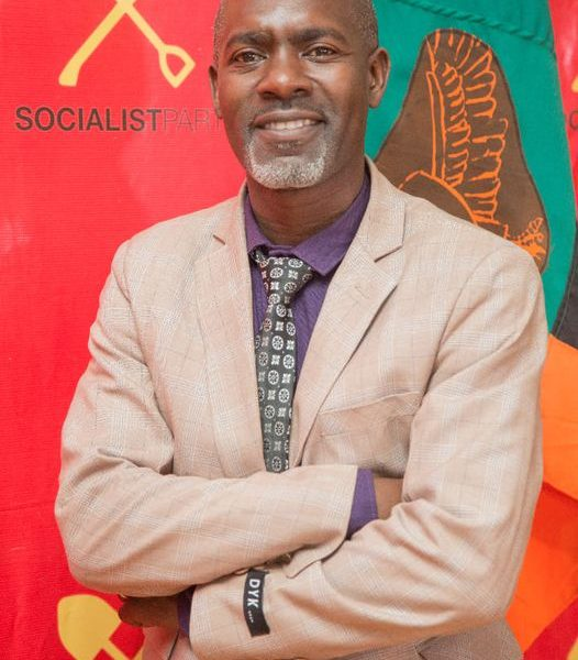 Meet Comrade Mupelwa Siame