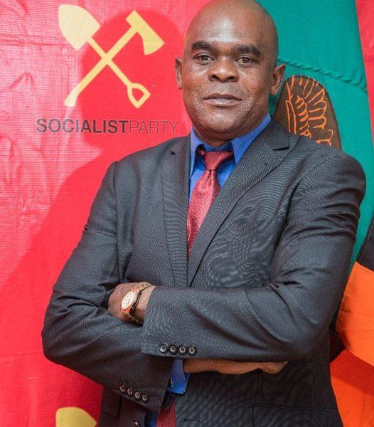 Meet Comrade Nicholas Mwansa