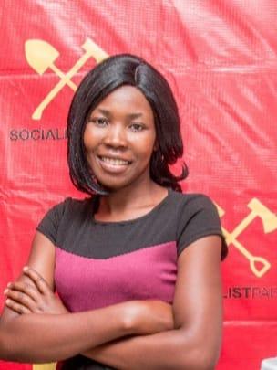 Meet Comrade Naomi Nanyangwe
