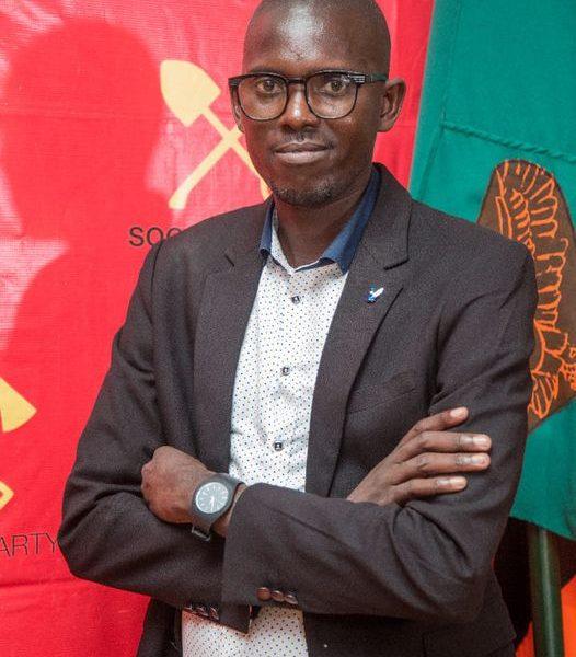 Meet Comrade Mwenda Kulilisa