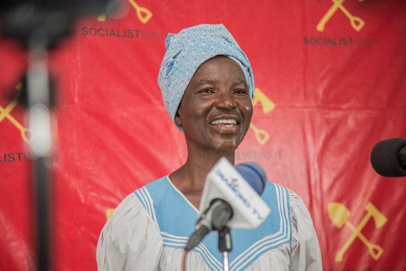 Meet Comrade Debby Mwangala Akamana