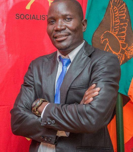 Meet Comrade Kepson Zimba