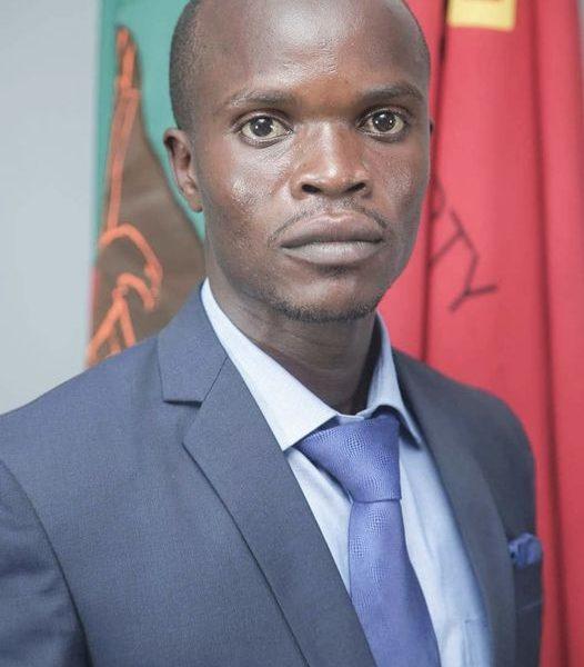 Meet Comrade Maximo Sinkonde