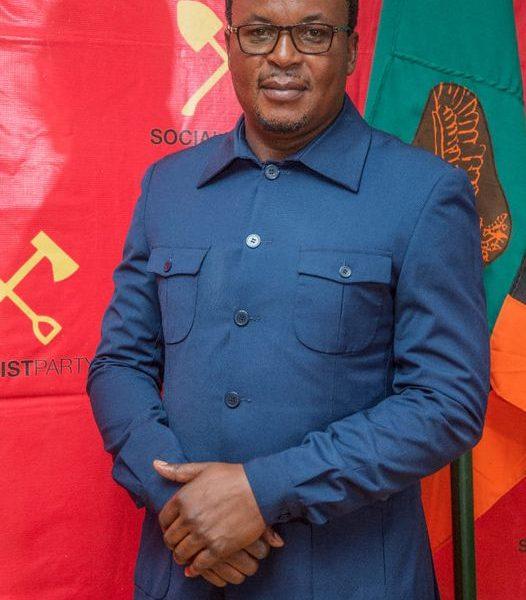 Meet Comrade Misheck Njobo