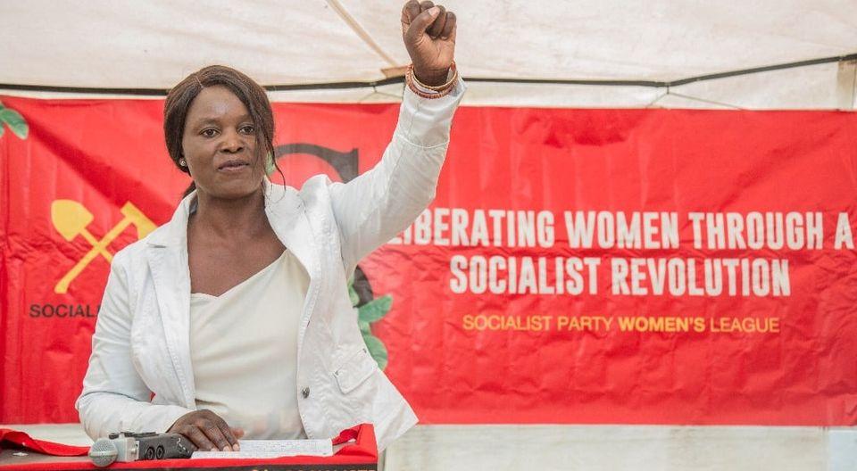 Meet Comrade Reverend Moddy Chisha