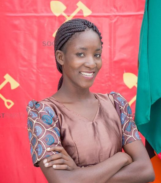 Meet Comrade Bwime Chingumbe