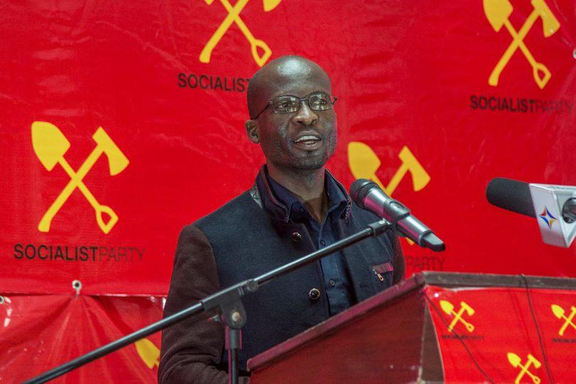 Meet Comrade Mukupa Mwenya