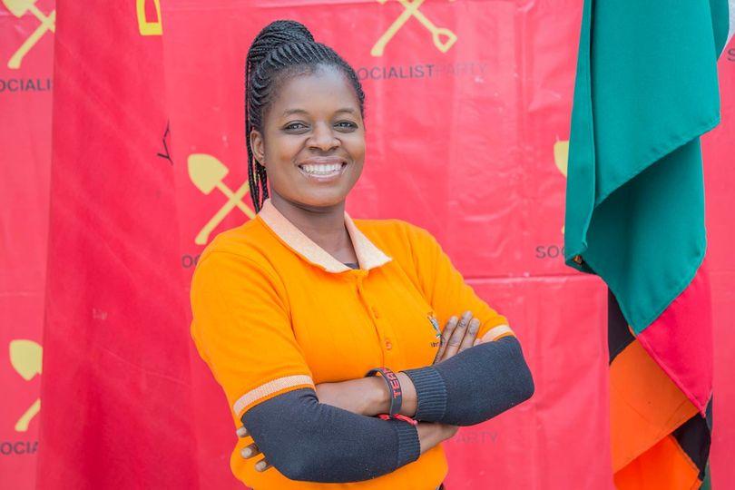 Meet Comrade Kafwimbi Namutowe