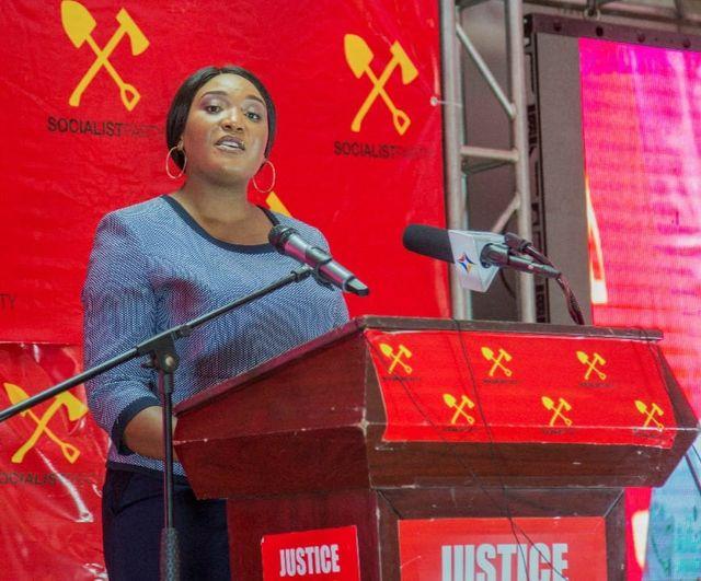 I am a revolutionary – BARBRA Chekuda Maramwidze