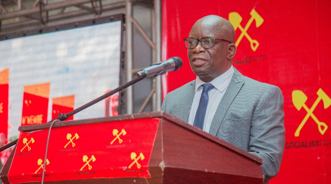SP's Position on the AfCFTA – Dr Cosmas Musumali