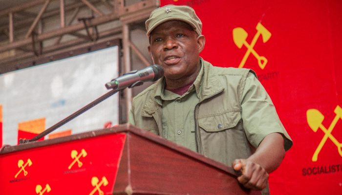 You Must Rule Yourselves, says M'membe