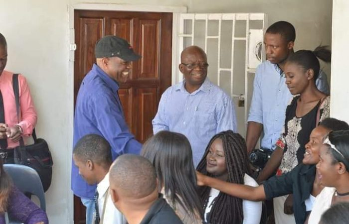 Free and responsible media key to any successful nation - M'membe