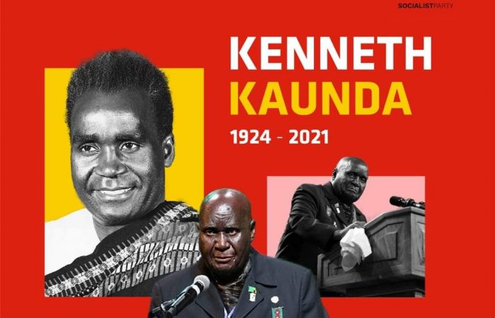 Let's pray for KK's soul to rest in eternal peace - M'membe