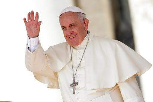 Pope Francis is a great source of my daily inspiration – M'membe